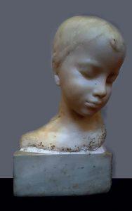 Qui sopra, Sisina attribuita a Raffaele Uccella
