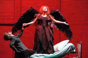"Una scena di ""Angels in America"""