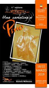 Locandina Una cartolina a Pino