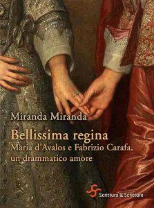 Qui sopra, la copertina del libro.On alto, un momento della visita teatralizzata di NarteA teatralizzata Napoli, fantasmi ed altre storie,: tra i protagonsiti, Maria d'Avalos
