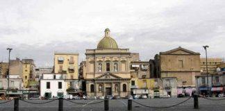 Piazza mercato Napoli| ilmondodisuk.com