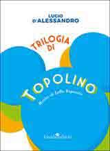 Qui sopra, la copertina del libro. In alto, il rettore d'Alessandro
