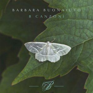 Qui sopra la copertina del disco. On alto, Barbara Buonaiuto