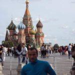 Pasquale Ferro a Mosca
