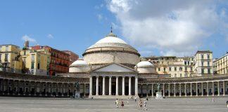 Piazza del Plebiscito Napoli| ilmondodisuk.com