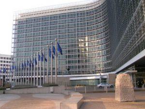 La Commissione europea a Bruxelels