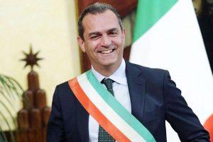 Il sindaco de Magistris